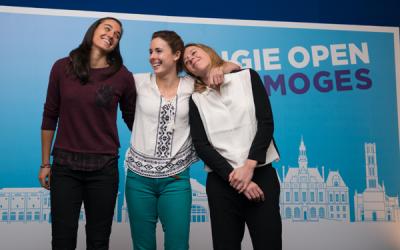 L'Engie Open de Limoges continue !