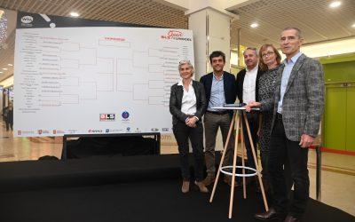 Retour sur le tirage au sort de l'Open BLS de Limoges 2019