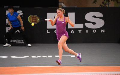 Alexandrova en pleine bourre, Sasnovich au bout du suspense
